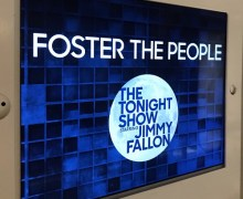 Foster the People on Jimmy Fallon – The Tonight Show 2018