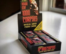 Rob Zombie: 'HOUSE OF 1,000 CORPSES' Trading Cards – Official Photo 2018