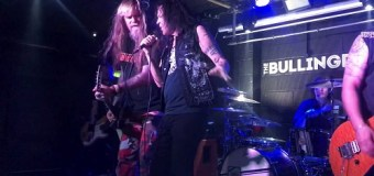 Chris Holmes Joins Jizzy Pearl On Stage (Video) W.A.S.P. – 2018 Tour – Love/Hate The Bullingdon (The Bully) in Oxford, UK