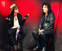 Joe Perry & Alice Cooper – Livestream Chat – Video – Hollywood Vampires