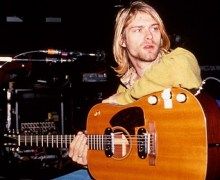 Frances Bean's EX is Suing Courtney Love – Attempted Kurt Cobain Guitar Burglary