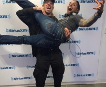 "Lamb of God's Randy Blythe: SiriusXM Liquid Metal Takeover + ""Kerosene"" Burn the Priest Legion: XX"