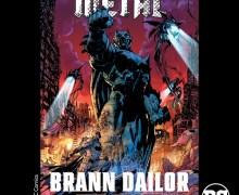 "Mastodon: Brann Dailor ""Red Death"" New Song Premiere – DC Comic 'Dark Days: The Road To Metal'"