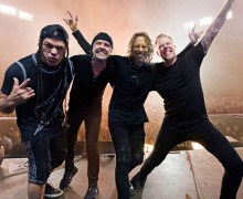 Metallica Cancel Sonic Temple & Louder Than Life Festival Appearances