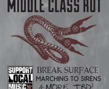 Middle Class Rut Announce FREE Show @ Knitting Factory – Boise