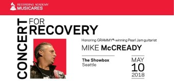 MusiCares' Concert for Recovery – Honoring Mike McCready