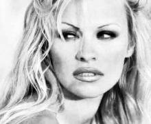 """Pamela Anderson on Upcoming Mötley Crüe Movie, """"I can't imagine it being of any interest"""""""