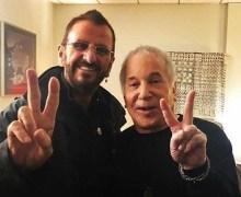 Paul Simon w/ Ringo Starr @ Hollywood Bowl – 2018 Farewell Tour