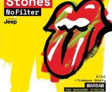 Rolling Stones w/ Trombone Shorty Warsaw, Poland 2018 – PGE Narodowy Stadium