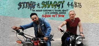 Sting & Shaggy 2018 US Tour Dates Announced