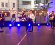 "The Kooks on BBC One – The One Show – Video – ""All The Time"" – New Song/Album"