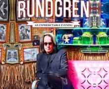 Todd Rundgren 2018 Tour Dates Announced – 'Unpredictable Tour'