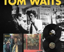 Tom Waits 'The Heart of Saturday Night' and 'Nighthawks at the Diner' Restored on Vinyl/LP