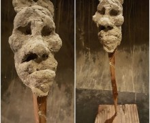 Tom Waits Sculpture – Auction – Signed – Opportunity