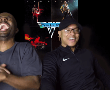 "Van Halen:  ""Ain't Talkin' Bout Love"" – 'Lost in Vegas' Reacts – Video – Review"