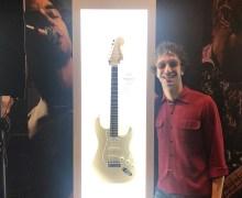 Albert Hammond Jr Signature Fender Strat – 2018 Summer NAMM – The Strokes