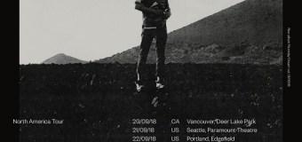 Ben Howard 2018 Tour Dates Announced for U.S./Canada w/ Wye Oak – Tickets – Red Rocks, L.A., New York