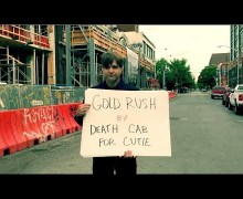 """Death Cab for Cutie """"Gold Rush"""" Official LYRIC VIDEO Premiere"""