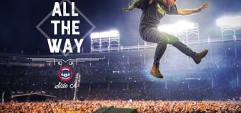 Eddie Vedder 7″ Vinyl w/ Chicago Cubs vs Cincinnati Reds – Tickets – Opportunity
