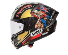 Iron Maiden: Racing Helmet – Limited Edition – Peter Hickman Announcement – Trooper Shoei X-Spirit III