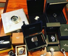 "Joe Bonamassa Selling ""Stage Used"" Watch Collection"