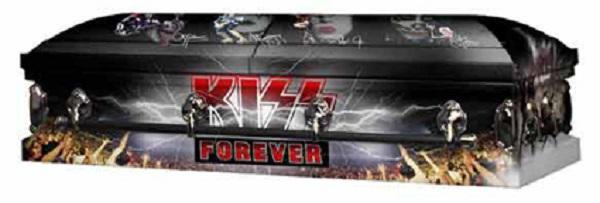 Vinnie Paul: Gene Simmons & Paul Stanley Donate KISS Casket