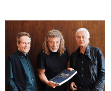 'Led Zeppelin by Led Zeppelin' Book Update – ORDER