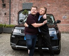 Paul McCartney on Carpool Karaoke – James Corden – The Late Late Show 2018