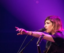 Sleater-Kinney: Austin City Limits on PBS This Weekend