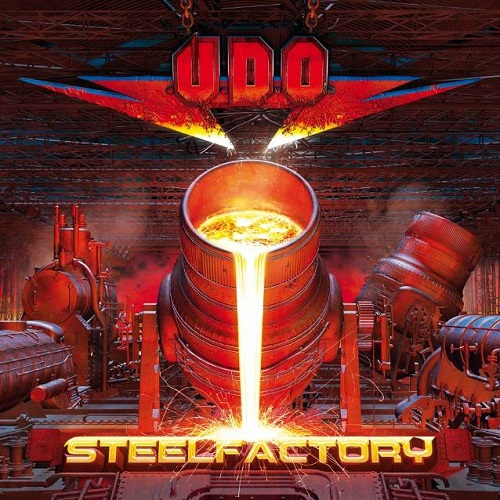 "U.D.O. ""Rising High"" New Song Premiere - 2018 New Album Announced 'Steelfactory' - Udo Dirkschneider"