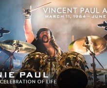 Vinnie Paul Memorial @ Bomb Factory in Dallas, TX – Photos, Video, Details, Directions, Info