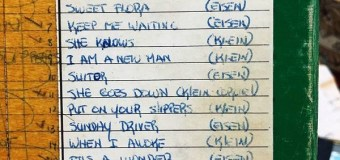 """Paul Stanley, """"Just Found My Original 1/4 Inch Reel To Reel Wicked Lester Demo Tape"""" – KISS – Listen – """"She"""""""
