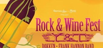 Y&T, Dokken, Frank Hannon @ 2018 Rock & Wine Fest in Sonoma, CA – Tickets