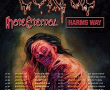 Cannibal Corpse 2018 Tour Announced w/ Hate Eternal & Harm's Way – U.S.