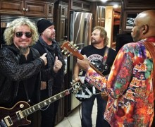 Sammy Hagar's The Circle @ 2018 Murphy Arts District (MAD) Music Festival – Tickets – Bonham, Michael Anthony