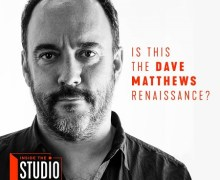 Dave Matthews Interview – iHeartRadio 'Inside the Studio' – Listen