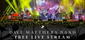 Dave Matthews Band Live Stream Saratoga Springs, NY Concert 2018 – Streaming