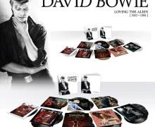 David Bowie Loving The Alien (1983 – 1988) Box Set Announced – LP/Vinyl