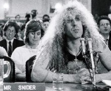 "Dee Snider, ""No audience has EVER gone to a show hoping it will be bad"" – Stage Presence Tips, Advice, Exercises"