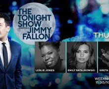 Greta Van Fleet on Jimmy Fallon – The Tonight Show 2018