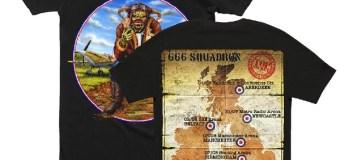 Iron Maiden 2018 UK Tour T-Shirt Announced + 'Legacy of the Beast' European Tour Book