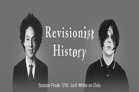 """Jack White on Revisionist History Podcast - Talks Elvis Presley, Performs """"Are You Lonesome Tonight"""""""