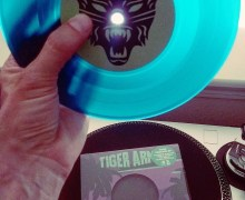 Tiger Army 'Dark Paradise' EP on Blue Vinyl – New Song 2018