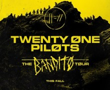 twenty one pilots 2018 Tour Announced Chicago, Boston, Philadelphia, New York, Houston, Dallas, Phoenix, Europe, Russia, UK