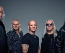 "Uriah Heep Cancel Gig @ Vostertfeesten in Bree, Belgium ""Due to Financial Breach"" 2018"