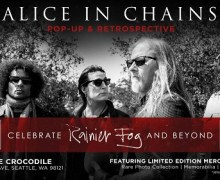 Alice in Chains Pop-Up Store in Seattle, WA/The Crocodile/SHOP, Directions