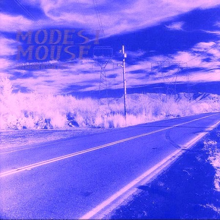 Modest Mouse 'This Is A Long Drive For Someone With Nothing to Think About' on Pink Vinyl - ABOUT TEN BANDS ONE CAUSE
