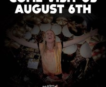 Nicko McBrain In-Store @ Drum One – Iron Maiden in Manchester 2018