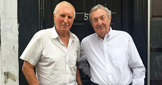 Pink Floyd:  Nick Mason Interview on BBC Radio 2 - Johnnie Walker's Sounds of the 70s - 2018