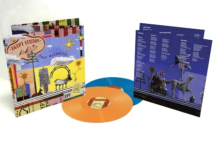 Paul McCartney 'Egypt Station' on Colored Vinyl/LP - New Album 2018
